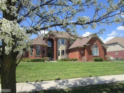 Washington Twp Single Family Home For Sale: 57643 Gala