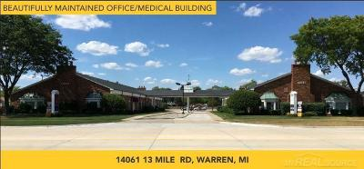 Commercial Lease For Lease: 14061 13 Mile #Suite 5