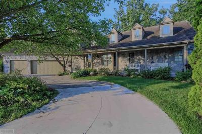 Chesterfield Twp Single Family Home For Sale: 52754 Weathervane Dr