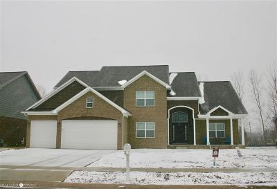 Allen Park, Lincoln Park, Southgate, Wyandotte, Taylor, Riverview, Brownstown Twp, Trenton, Woodhaven, Rockwood, Flat Rock, Grosse Ile Twp, Dearborn, Gibraltar Single Family Home For Sale: 26151 Timber Creek Blvd