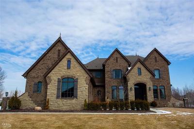 Washington Twp Single Family Home For Sale: 66864 Harvard Ct