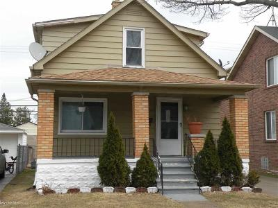 Dearborn Single Family Home For Sale: 4010 Charles