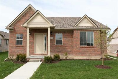 Flat Rock Condo/Townhouse For Sale: 23910 Meadows #55