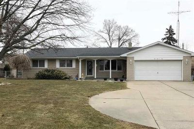 East China Twp Single Family Home For Sale: 5909 Urban Dr