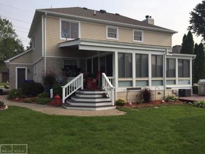 Fraser Single Family Home For Sale: 33412 Mulvey