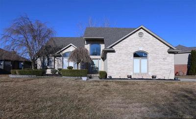 Macomb Twp Single Family Home For Sale: 48273 Sherringham Dr