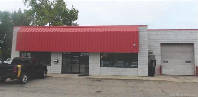 Sterling Heights Commercial Lease For Lease: 35957 Mound