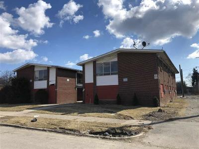 Detroit Multi Family Home For Sale: 10400 Beaconsfield