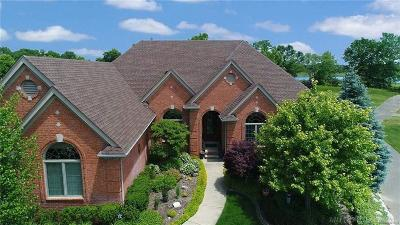 Oxford Single Family Home For Sale: 1625 Royal Birkdale Dr.