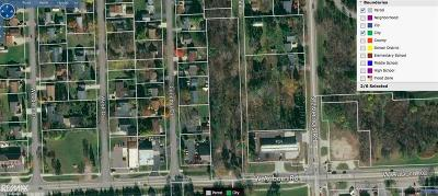 Rochester Hills Residential Lots & Land For Sale: 1060 W Auburn