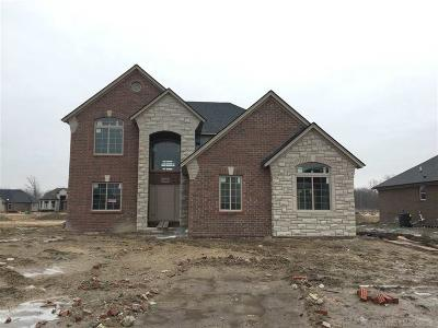 Shelby Twp MI Single Family Home For Sale: $489,900