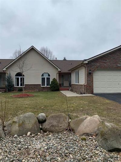 Bruce Twp Condo/Townhouse For Sale: 70278 White Tail Ln.