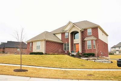 Washington Twp Single Family Home For Sale: 62272 Sawgrass Dr