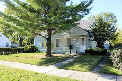 Eastpointe Single Family Home For Sale: 23007 Rosalind Ave.