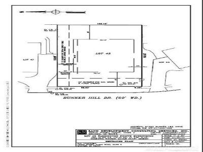 Washington Twp Residential Lots & Land For Sale: 61592 Bunker Hill Drive