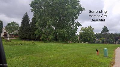 Washington Twp Residential Lots & Land For Sale: 5069 Starcreek
