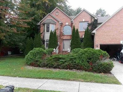 Macomb Twp Single Family Home For Sale: 47885 Lavender Ct.