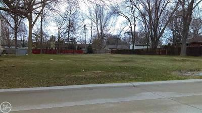Clinton Twp Residential Lots & Land For Sale: Harvard Shore