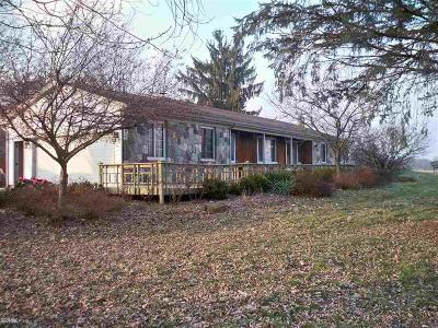 Single Family Home For Sale: 3842 Herd