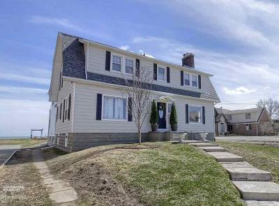 St. Clair Shores Single Family Home For Sale: 31218 Jefferson Ave.