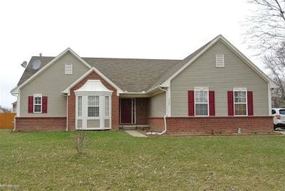 Shelby Twp Single Family Home For Sale: 2457 Durham