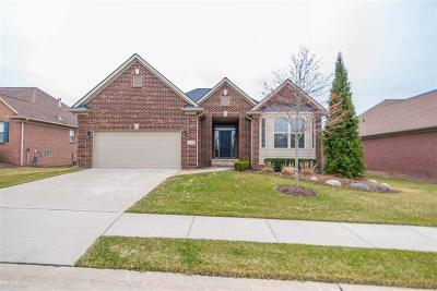 Washington Twp Condo/Townhouse For Sale: 7164 Augusta Dr
