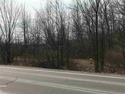 Chesterfield Twp Residential Lots & Land For Sale: County Line