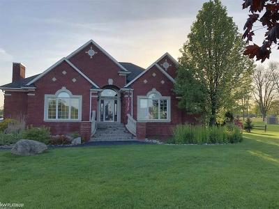 Bruce Twp Single Family Home For Sale: Bruce