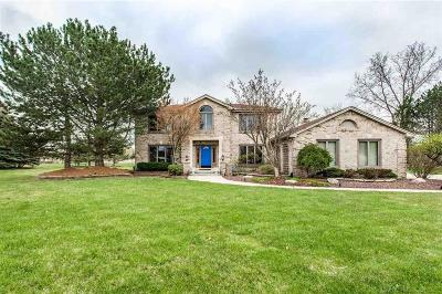 Macomb County Single Family Home For Sale: 47300 Feathered Court