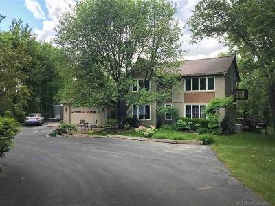 Oakland County Single Family Home For Sale: 3179 Hixon