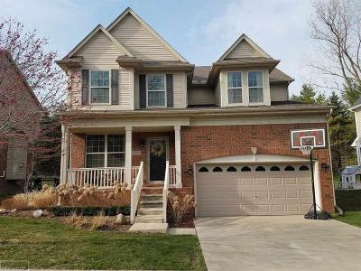 Washington Twp Condo/Townhouse For Sale: 6009 Trailside