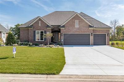 Oxford Single Family Home For Sale: 1643 Royal Birkdale