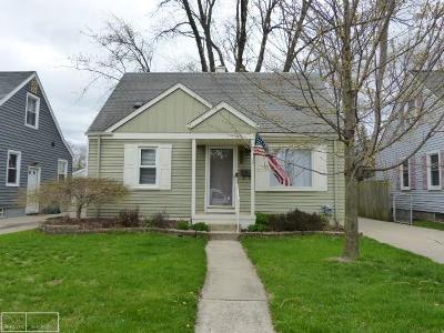 Ferndale Single Family Home For Sale: 3132 Horton St