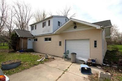 Macomb County Single Family Home For Sale: 41595 Little
