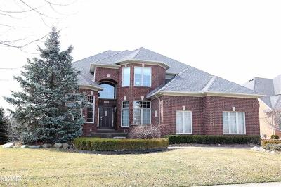 Washington Twp Single Family Home For Sale: 57215 Scenic Hollow