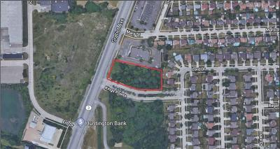 Chesterfield Twp Residential Lots & Land For Sale: Gratiot 1.5ac