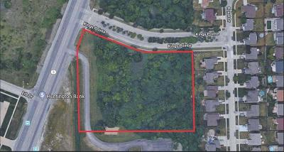 Chesterfield Twp Residential Lots & Land For Sale: Gratiot 4ac