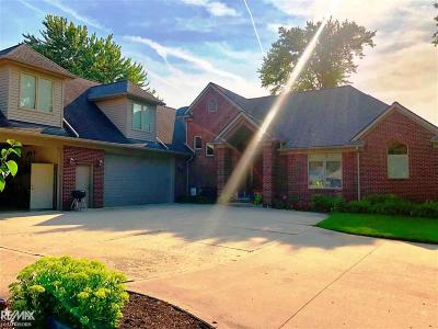 Harrison Twp Single Family Home For Sale: 39811 Duluth