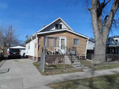 Warren Single Family Home For Sale: 11011 Dodge Ave