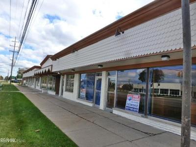 Commercial Lease For Lease: 8322 12 Mile