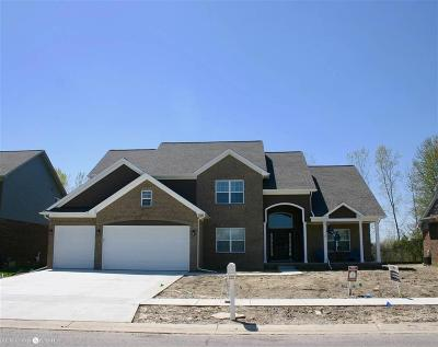 Brownstown, Brownstown Twp Single Family Home For Sale: 26151 Timber Creek Blvd