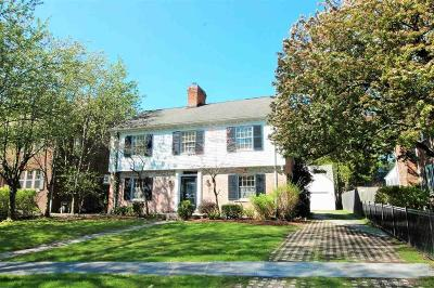 Grosse Pointe Single Family Home For Sale: 587 Rivard