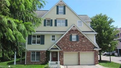 Harrison Twp MI Condo/Townhouse For Sale: $260,000