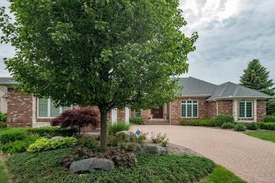 Shelby Twp Single Family Home For Sale: 56341 Nickelby