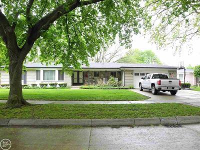 Warren Single Family Home For Sale: 11348 Ventura