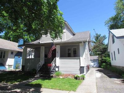 Ferndale Single Family Home For Sale: 356 Albany