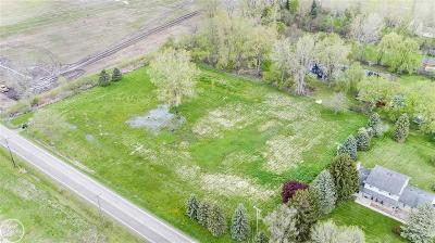 Washington Twp Residential Lots & Land For Sale: 12721 27 Mile