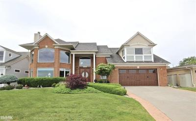 St. Clair Shores Single Family Home For Sale: 22694 Wildwood Dr.