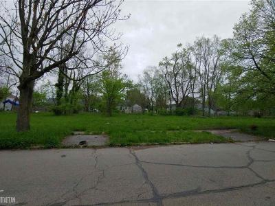 Detroit Residential Lots & Land For Sale: 14604 Rockdale