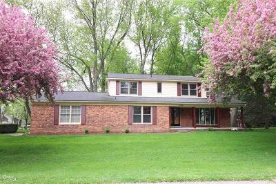 Shelby Twp Single Family Home For Sale: 4266 Tyler